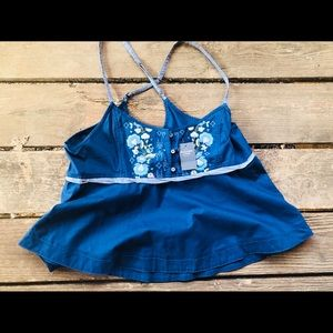 Adorable Abercrombie & Fitch tank NWT